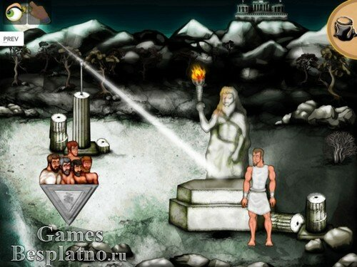Одиссей / The Odyssey
