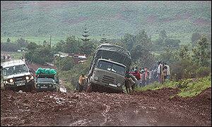 Плохие дороги в России не повод для штрафа