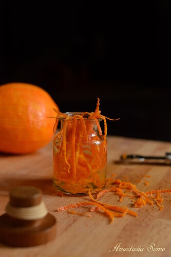 Апельсиновая эссенция