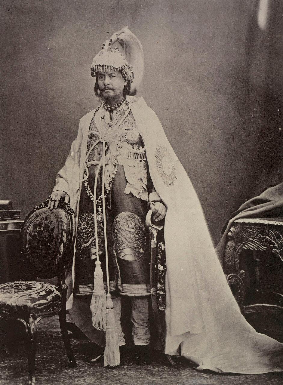 95. Махараджа Юнг Бахадур Рана (1816-77)