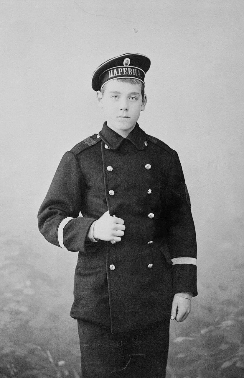 Великий князь Михаил Александрович. 1894
