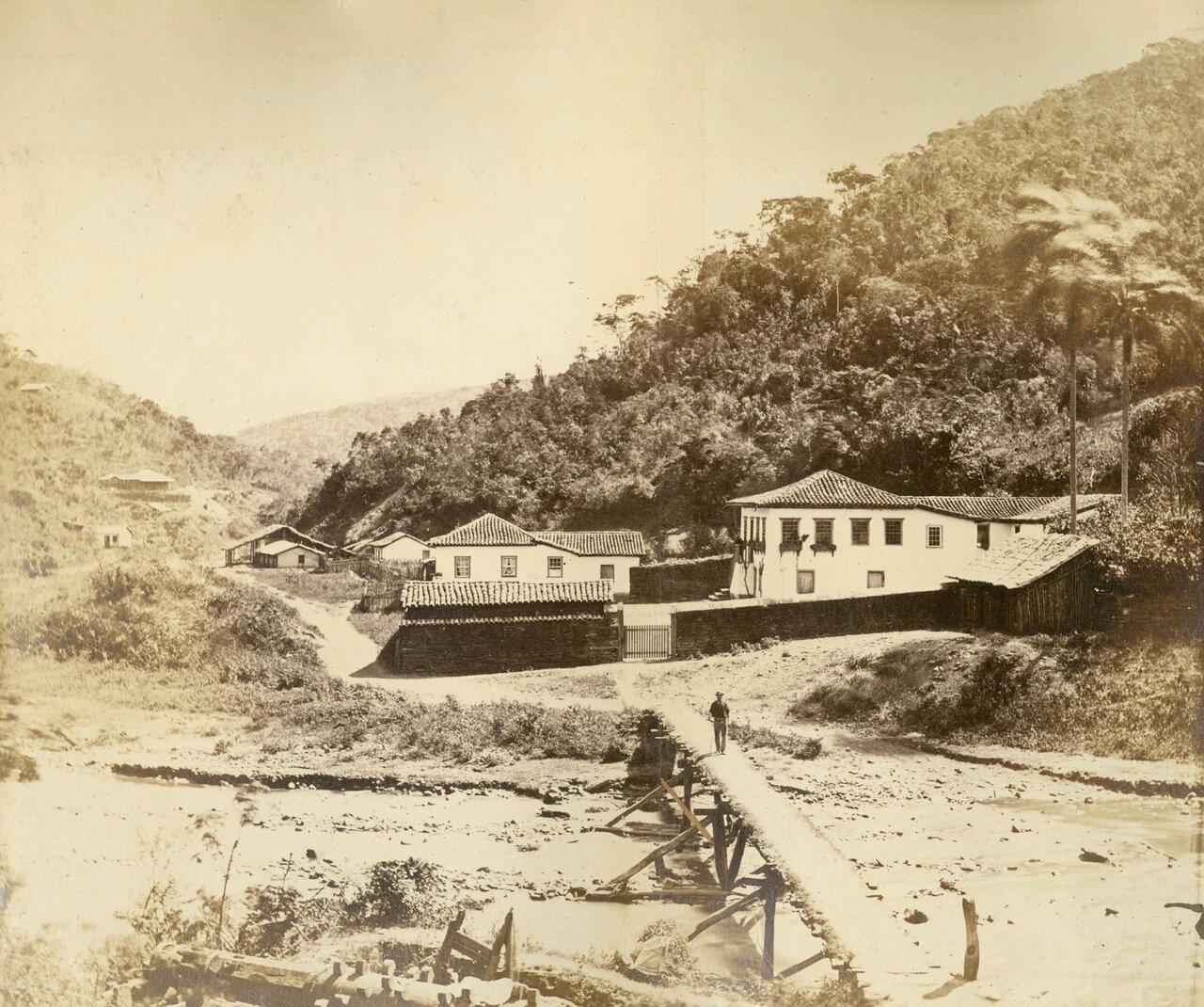 Дом, предназначенный для управляющего шахты, ок. 1893 года