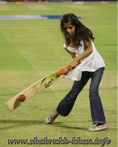 Suhana Khan - Gauri and SRK's daughter