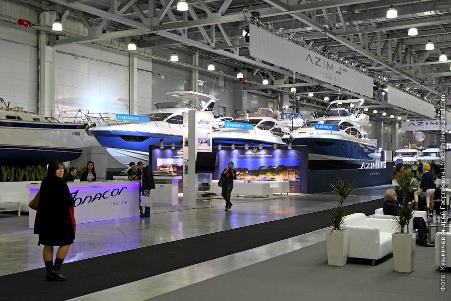 «Azimut Flybridge 54», «Azimut Flybridge 45», «Azimut Flybridge 40»