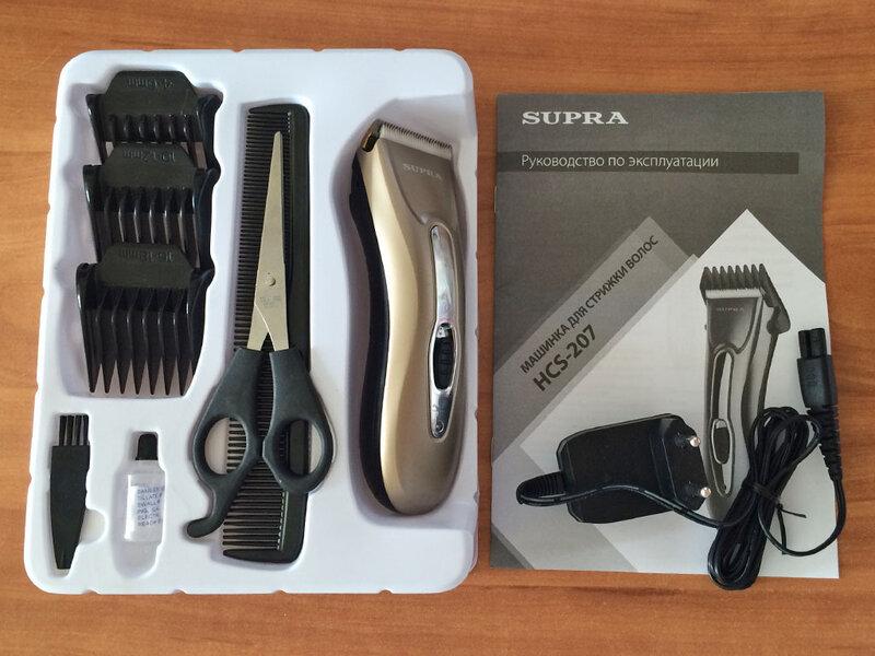 SUPRA HCS-207