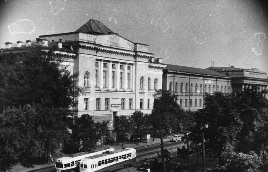 1955.08.29. Улица Владимирская