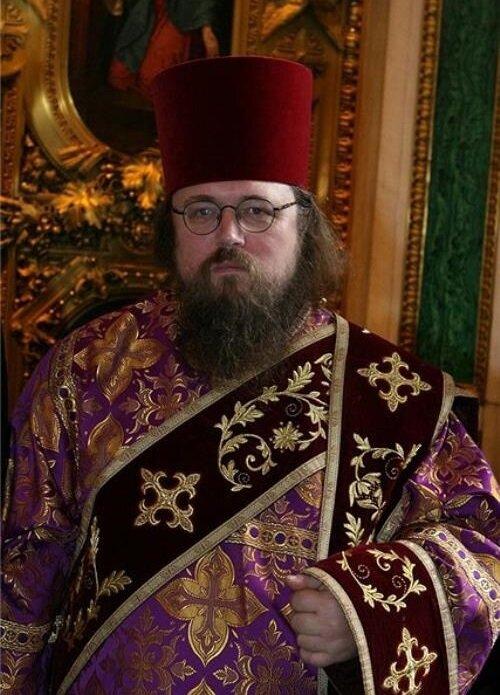 Протодиакон Андрей (Кураев)