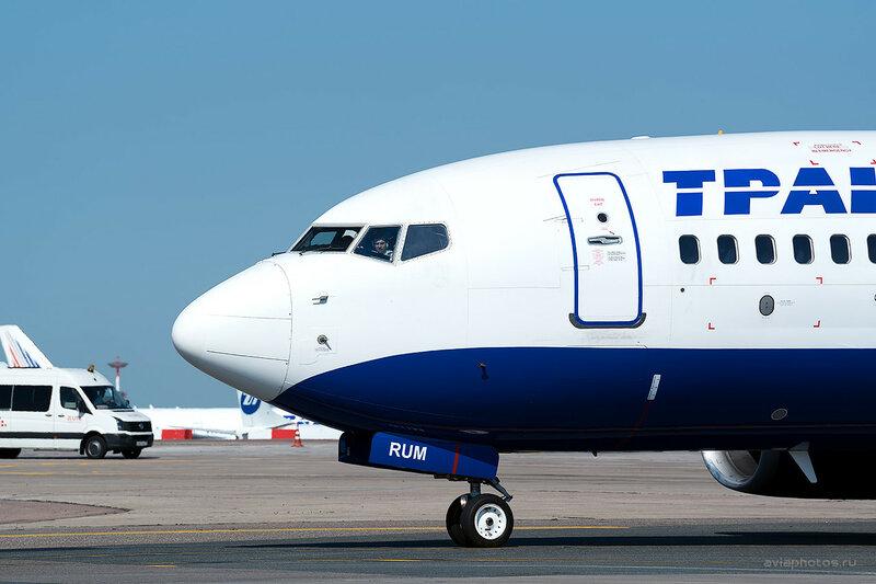 Boeing 737-7K9 (EI-RUM) Трансаэро D809416