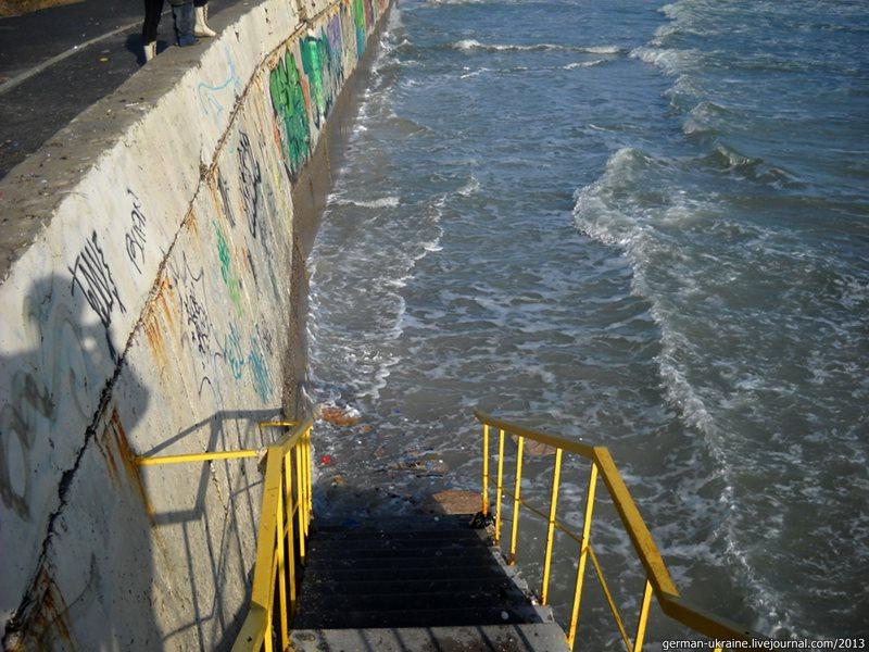 Море разлив