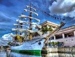 Корабли, парусники, катера...