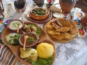В Италии был организован ужин в молдавском стиле