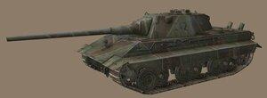 [WoT] Шкурка для танка E-50 Ausf. M
