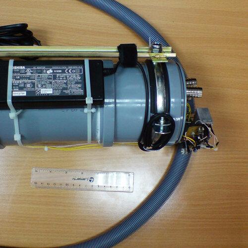 гидро-инжекционная система сброса конденсата.