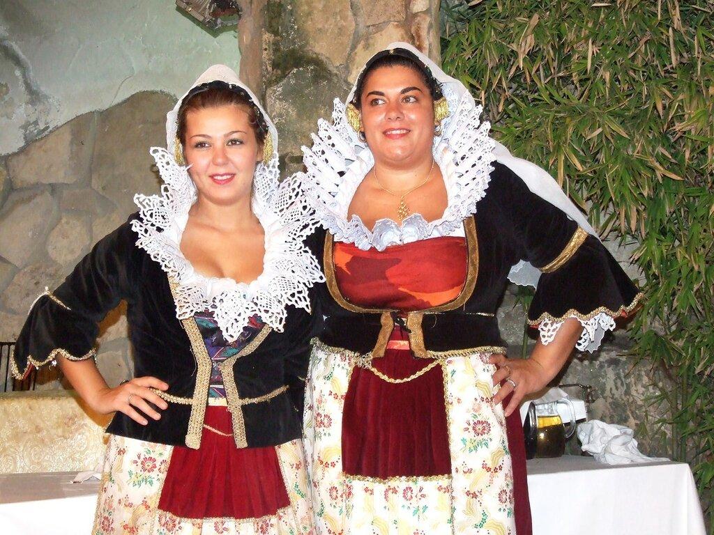 Красавицы Сардинии
