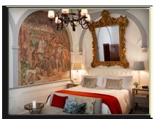 Италия. Флоренция. The St. Regis Florence. Deluxe Room - Florentine style