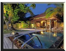 Сейшелы. О.Сент-Ан. Sainte Anne Resort & SPA. Senior Pool Villa