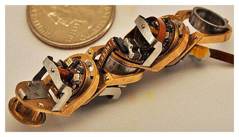 Робот-трансформер созданный в стенах МТИ