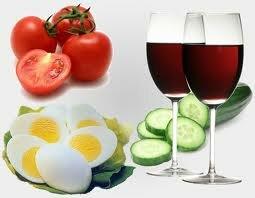 Диеты, допускающие употребление алкоголя