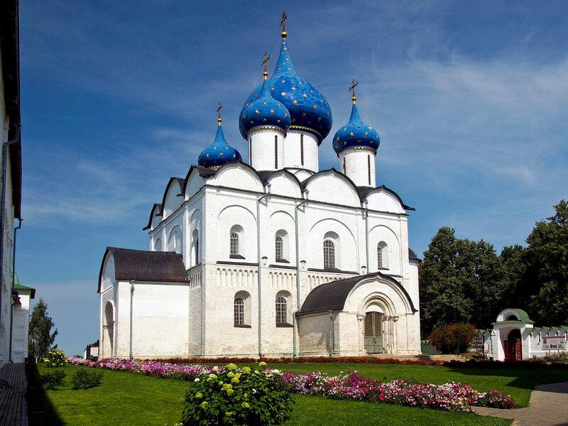 Владимиро-Суздальский музей-заповедник Суздальский Кремль
