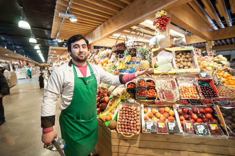 Экологический базар Петровский: закупиться Натуральные продукты питания