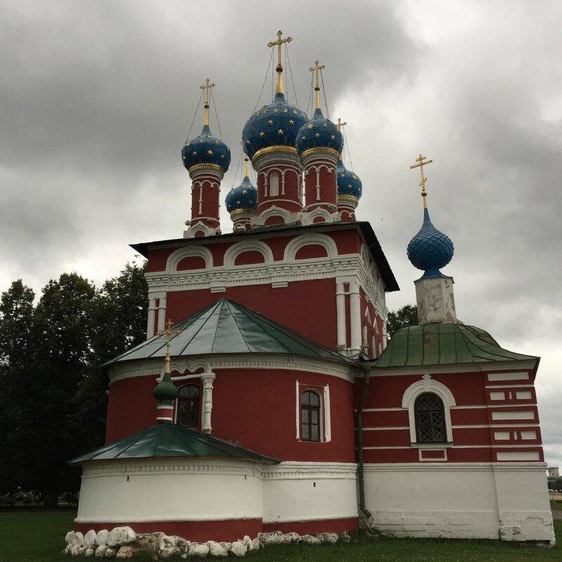 Храм Царевича Димитрия