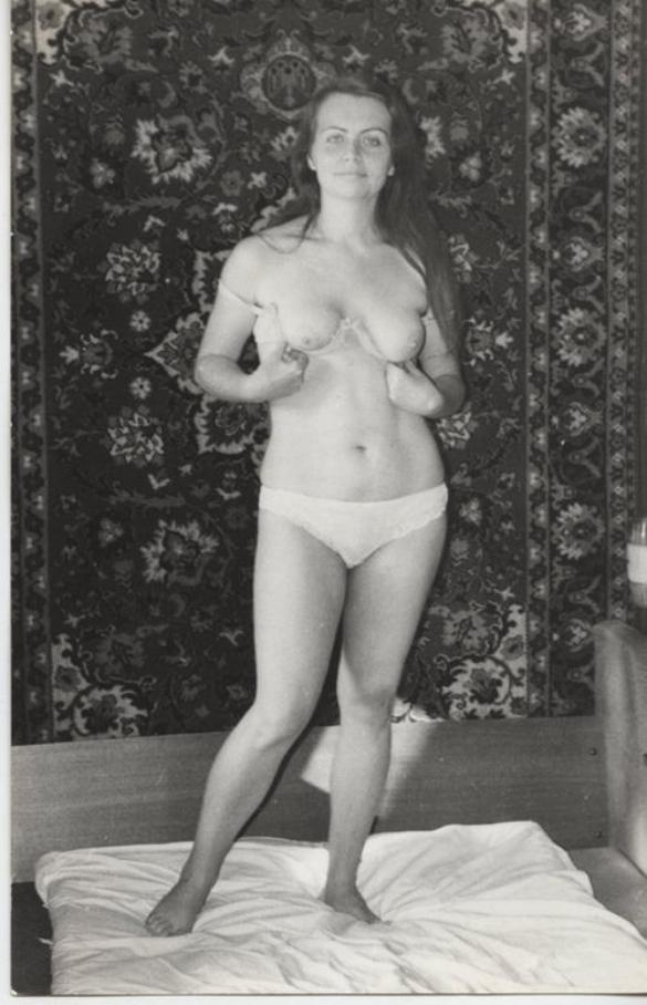 фото ретро голых пожилых