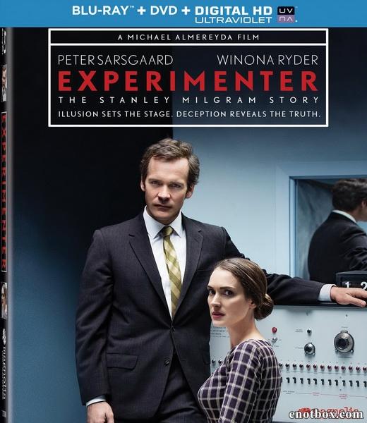 Экспериментатор / Experimenter (2015/BDRip/HDRip)