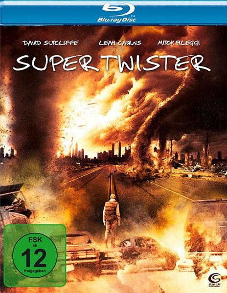 ���������� / ����� �� ������� / Mega Cyclone / Super Twister (2011) HDRip