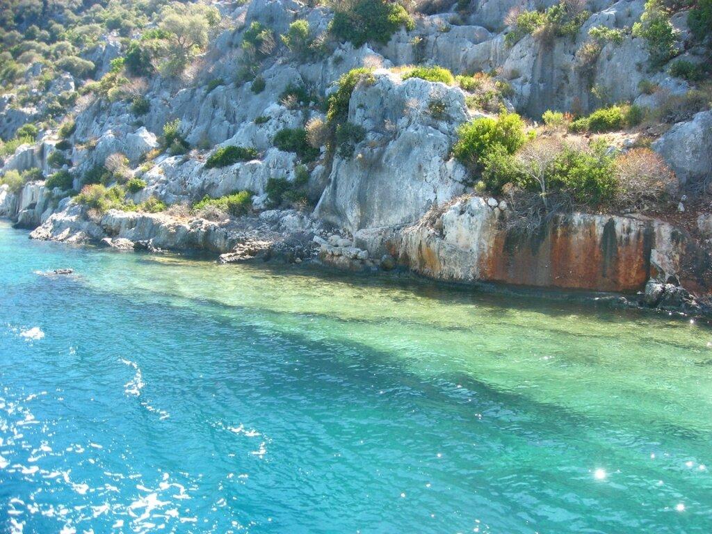 Турция. Красивые фото - Море, Лучшие фото, Закаты и восходы, 20 кадров - turkey
