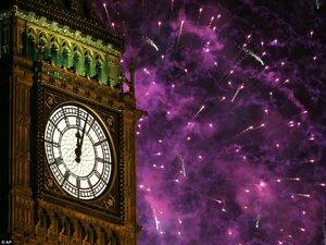 Как встречали новый 2013 год в разных странах