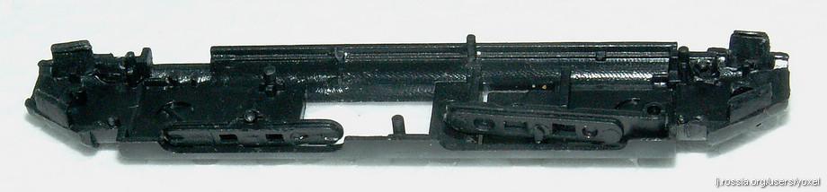 Пульт Nokia WH-701 — собираем