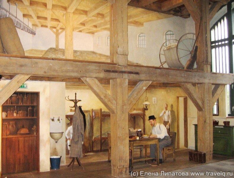 Экскурсионный центр Pilsner Urquell