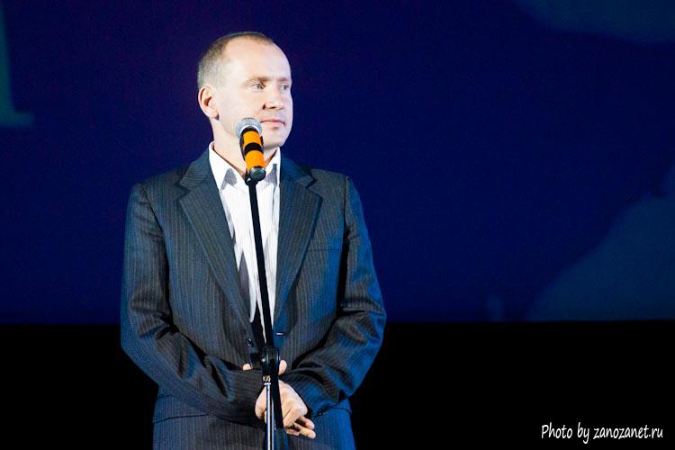 Игорь Гринякин. Церемония закрытия фестиваля Святая Анна 2013.