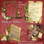 preview Arlene A Poet in the Afternoon clusters.jpg