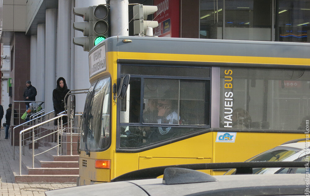 автобусов не соблюдается.