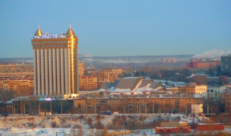 Отель Видгоф. Челябинск.