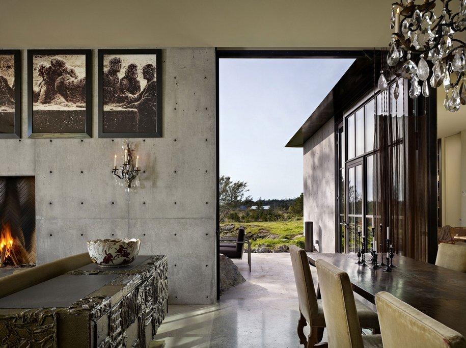 Дом из камня на острове Сан-Хуан