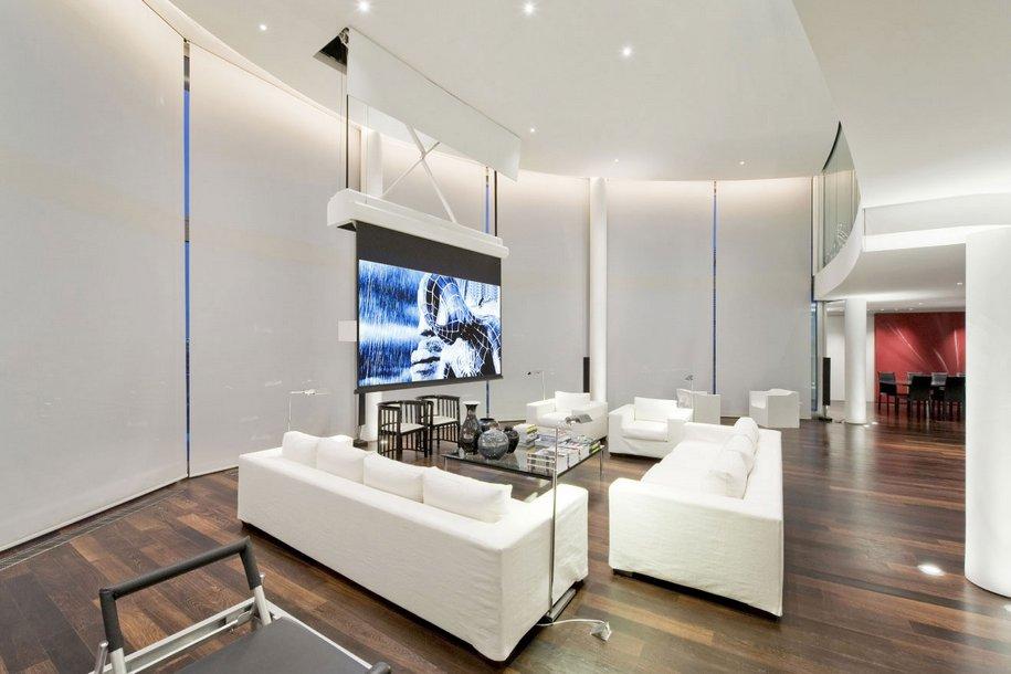 Двухэтажный пентхаус в центре Лондона