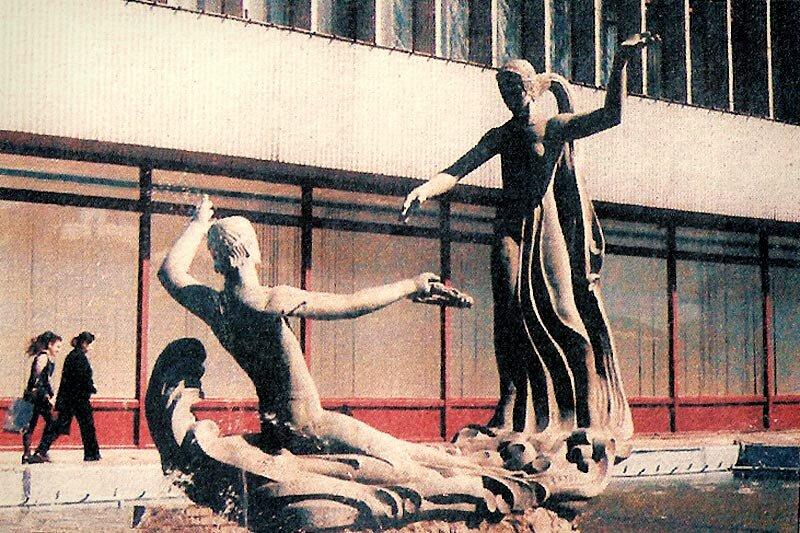 фонтаны Белгорода
