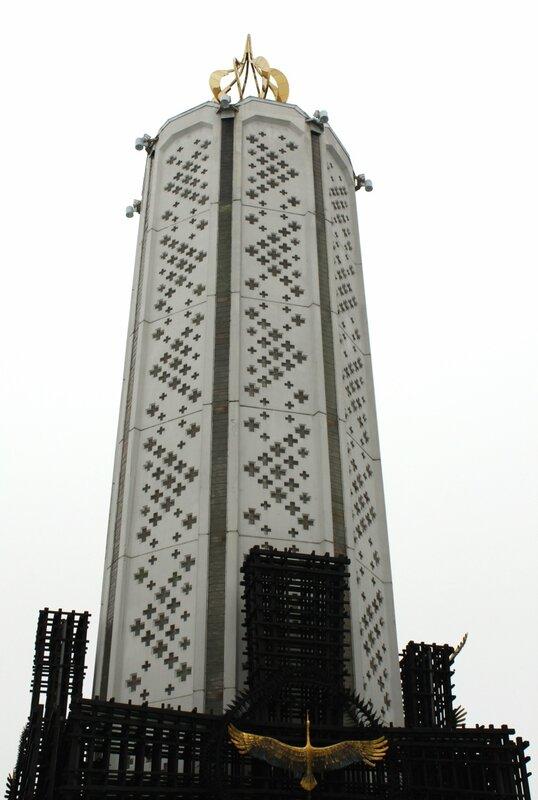 Свеча Мемориала памяти жертв голодомора