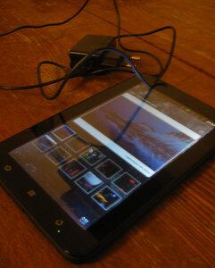 Первый опыт общения с планшетом 2