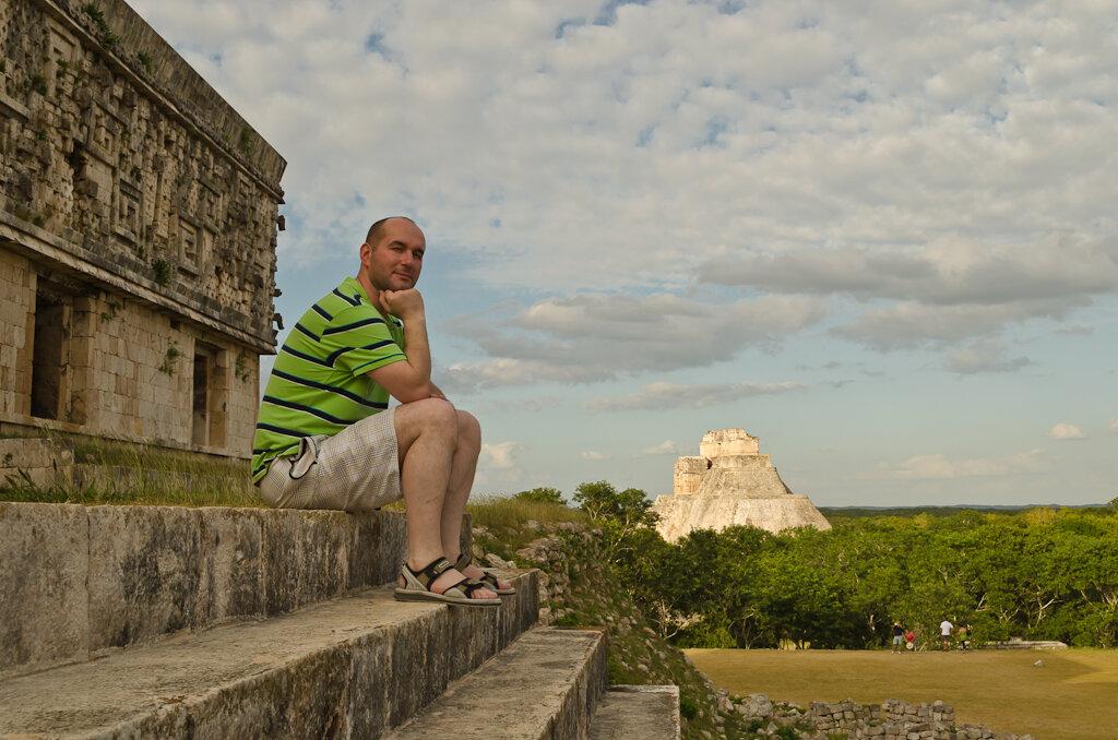 Uxmal. Пирамиды индейцев Майя. Отзыв о самостоятельном туре по Мексике