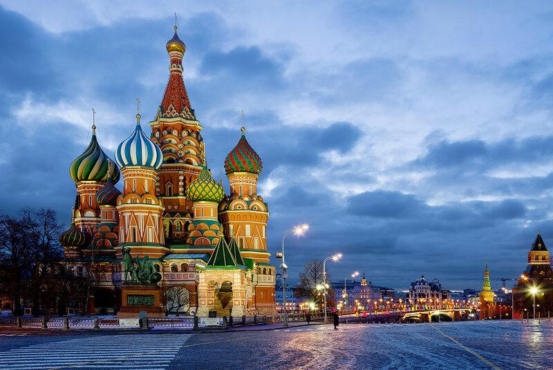 Краса и гордость Москвы.