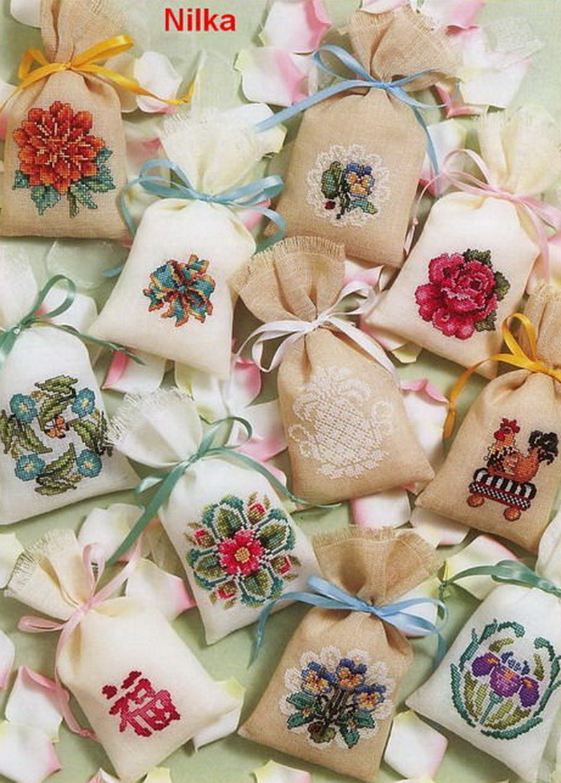 схема вышивки крестиком подарок на крестины