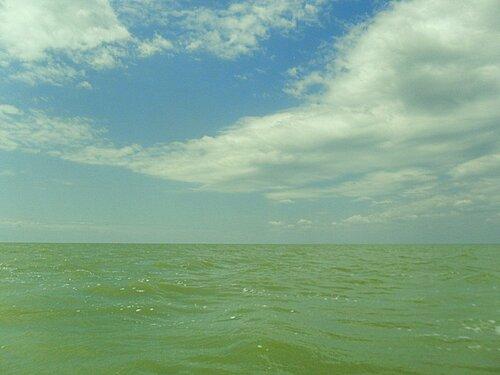 Июль, на море
