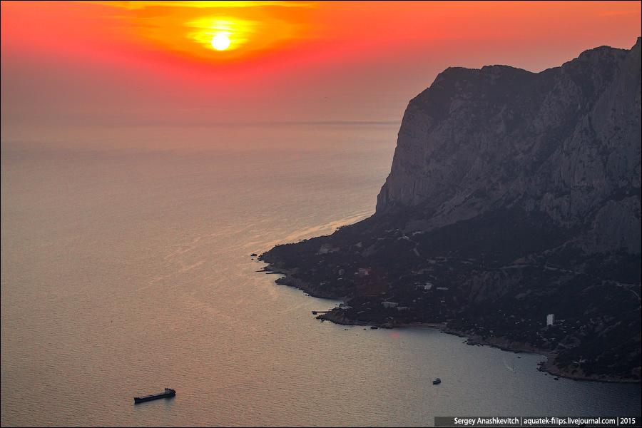 Последний день лета в Крыму