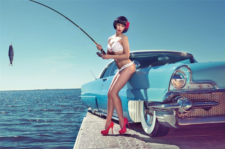 Календарь Miss Tuning 2013 calendar