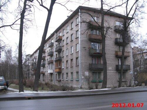 Новороссийская ул. 10