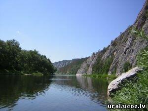 Урал - река Вестника - звёздный Эридан.