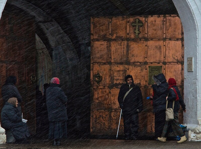 Медь на новые ворота